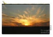 Fiery Flare Carry-all Pouch