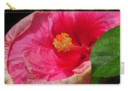 Fiery Hibiscus Carry-all Pouch