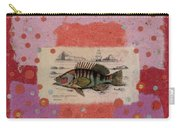 Fiesta Fish Collage Carry-all Pouch