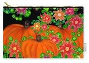 Fiesta Pumpkins Carry-all Pouch