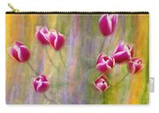 Fiesta Tulips Carry-all Pouch