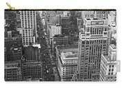 Fifth Avenue In New York City. Carry-all Pouch