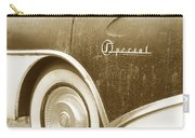 Fifties Buick Carry-all Pouch