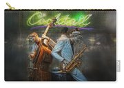 Fifties Cocktail Jazz Carry-all Pouch