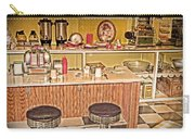 Fifty's Lunch Counter  Nostalgic Carry-all Pouch