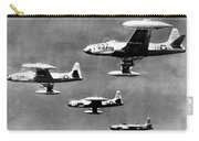Fighter Jet Against Communists Carry-all Pouch