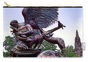 Fighting Angel Carry-all Pouch by Terry Reynoldson