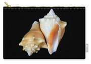 Fighting Conch Seashells Carry-all Pouch