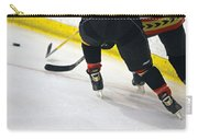 Fighting For The Puck Carry-all Pouch