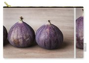 Figs Carry-all Pouch by Nailia Schwarz