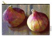 Figs Still Life Pop Art Carry-all Pouch