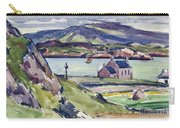 Figure And Kirk   Iona Carry-all Pouch by Francis Campbell Boileau Cadell