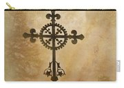 Filigree Cross The Forgotten Series 10 Carry-all Pouch
