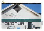Filling Station, Mokotua, The Catlins Carry-all Pouch