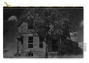 Film Homage Anthony Perkins Janet Leigh Alfred Hitchcock Psycho 1960 Vacant House Black Hills Sd '65 Carry-all Pouch