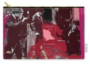 Film Homage Cameraman Billy Bitzer Director D.w. Griffith Collage Circa 1912-2012 Carry-all Pouch