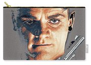 Film Homage Close-up James Cagney Angels With Dirty Faces 1939-2014 Carry-all Pouch