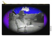 Film Homage Crime Does Not Pay Circa 1964 Dick Mayers Collage Screen Capture Circa 1964-2011 Carry-all Pouch