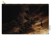 Film Homage F.w. Murnau Sunrise 1927 Midway Arizona State Fair Phoenix 1980-2008 Carry-all Pouch
