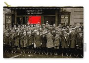 Film Homage Harold Lloyd The Freshman  City Orphans Ambassador Theater Washington D.c. 1925-2010  Carry-all Pouch