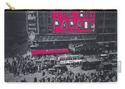 Film Homage John Gilbert King Vidor The Big Parade 1925 Color Added 2010 Carry-all Pouch