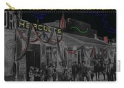 Film Homage John Wayne 'neath Arizona Skies 1934 California Powder Works Congress Tucson Az Ca.1900 Carry-all Pouch