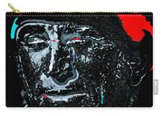 Film Homage Kirk Douglas And Vincent Minnelli Lust For Life 1956 Old Tucson Arizona 1971 Carry-all Pouch