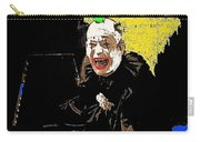 Film Homage Lon Chaney He Who Gets Slapped 1924 Color Added 2008 Carry-all Pouch