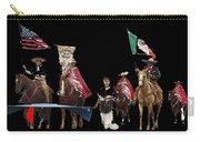 Film Homage Ride Vaquero 1953  2 Hispanic Riders  Rodeo Parade Tucson  Az 2002-2008 Carry-all Pouch