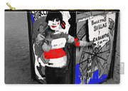 Film Homage Santa Sangre 1989 Traveling Carnival Us Mexico Border Naco Sonora Mexico 1980-2010 Carry-all Pouch
