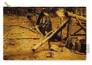 Film Homage Sergei Eisenstein Sutter's Gold 1930 Mining Sluice 1880's-2008 Carry-all Pouch