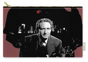 Film Homage Spencer Tracy Dr. Jekyll And Mr. Hyde 1941-2014 Carry-all Pouch