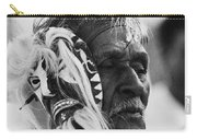 Film Homage The Yaqui 1916 Pascola Dancer New Pascua Arizona 1969-2008   Carry-all Pouch
