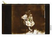 Film Homage Tod Browning Freaks 1932 Child With Doll The Devil Doll 1936 1890's-2008 Carry-all Pouch