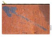 Film Noir Dennis Hopper Linda Manz Out Of The Blue 1980 Casa Grande Arizona 2004 Carry-all Pouch