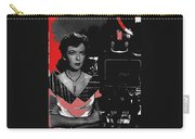 Film Noir Director Ida Lupino Color Added 2012 Carry-all Pouch