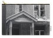 Film Noir Its A Wonderful Life 1947 Never Been Born Section Condemned House Minneapolis 1966 Carry-all Pouch