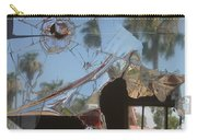 Film Noir Jim Thompson The Grifters 1990 Palm Trees Shattered Glass Casa Grande Arizona 2004 Carry-all Pouch