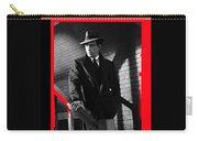 Film Noir John Huston Humphrey Bogart The Maltese Falcon 1941 Color Added 2012 Carry-all Pouch