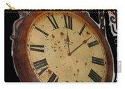 Film Noir Ray Milland Charles Laughton John Farrow The Big Clock 1948 Clock Casa Grande Arizona 2004 Carry-all Pouch