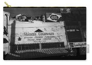 Film Noir Robert Mitchum Where Danger Lives 1950 1 Border Town Nogales Sonora Mexico Carry-all Pouch