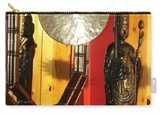 Film Noir Sam Fuller Robert Ryan House Of Bamboo 1955 Oriental Decorations Casa Grande Arizona 2004 Carry-all Pouch