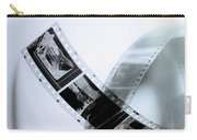Film Strips Carry-all Pouch by Tommytechno Sweden