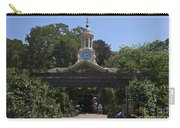 Filoli Clock Tower Garden Shop Carry-all Pouch