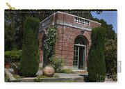 Filoli Garden House Carry-all Pouch