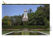 Filoli Garden With Pond Carry-all Pouch