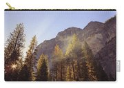 Morning Skies Of Yosemite Carry-all Pouch