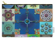 Fimo Mandala Carry-all Pouch