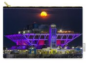 Final Moon Over The Pier Carry-all Pouch