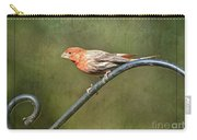 Finch On Guard I Carry-all Pouch